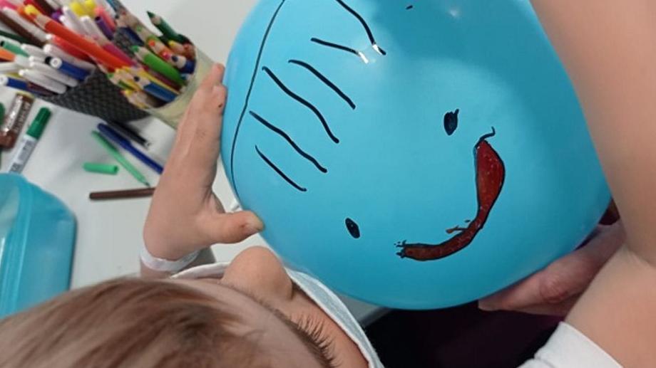 Dzień dziecka w szpitalu