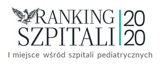 Ranking Szpital 2020